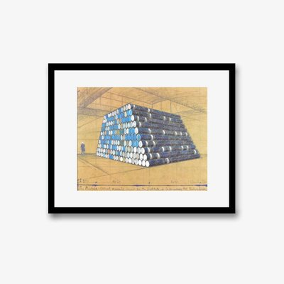 Christo artworks and editions for sale