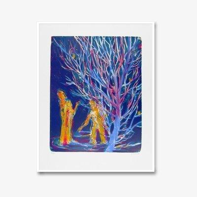 Daniel Richter Bilder & Werke kaufen