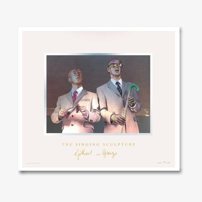 Gilbert & George artworks and editions for sale