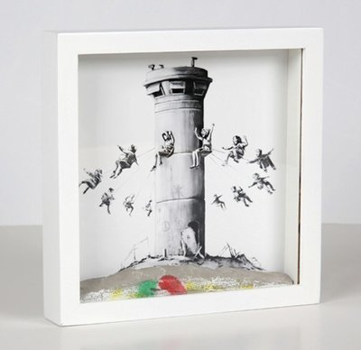 Banksy artworks and editions for sale