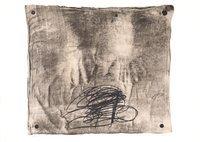Antoni Tapies Print Variations IX: Chaise Ficelee
