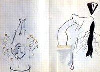 Sigmar Polke Blumentopf Print Lithograph