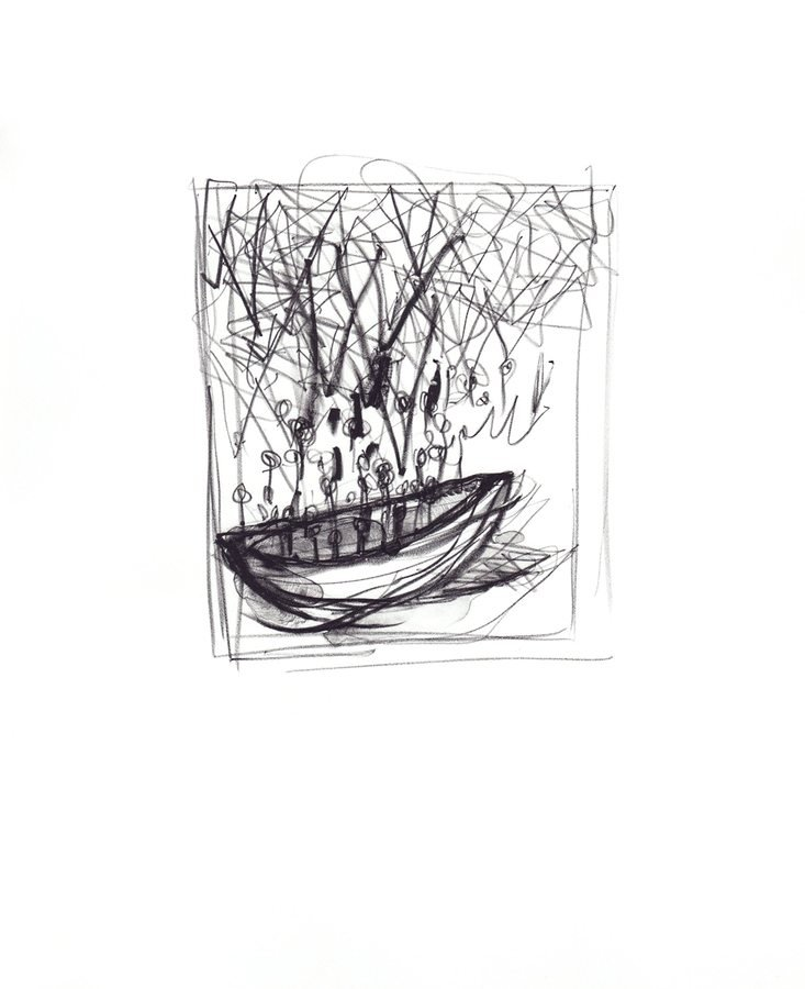 Chiharu Shiota Direction Grafik Lithographie