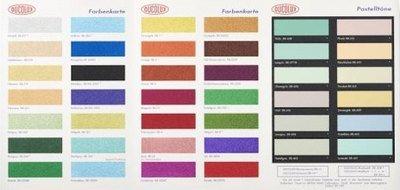 Damien Hirst Colour Chart (Glitter) H3 Original Grafik