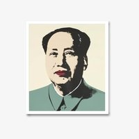 Andy warhol mao gelb sunday b morning 3049 small