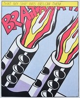 Roy lichtenstein as i opened fire 2250 small