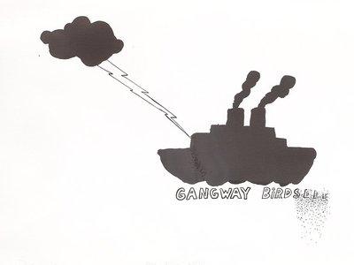 Jim Dine Lithographie Grafik Gangway