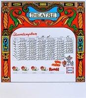 Hanne Darboven Theatre Edition
