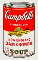 Andy warhol campbells soup can series ii set sunday b morning 4258 small