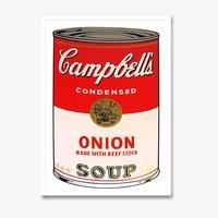 Andy warhol campbells soup onion sunday b morning 3125 small