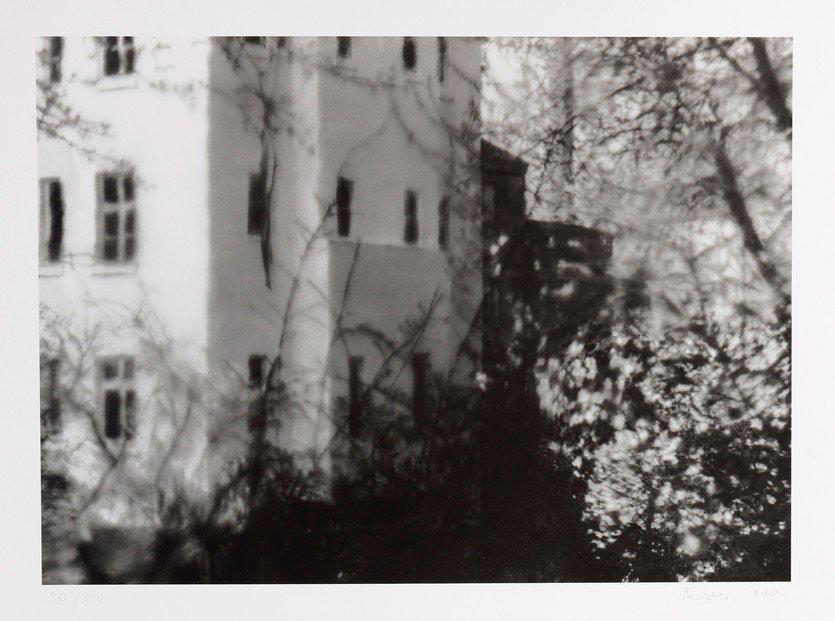 Gerhard Richter Besetztes Haus Print Lithograph