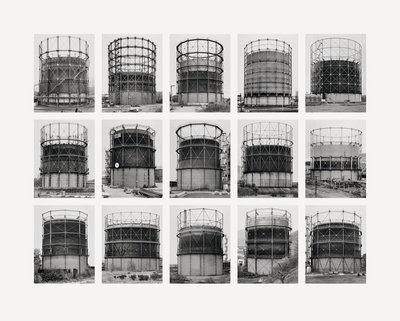 Bernd and Hilla Becher Gasbehälter Photo Edition