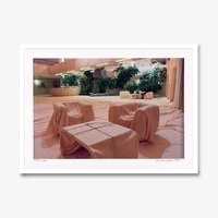 Christo und jeanne claude museum wuerth wrapped chairs 2380 small