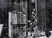 Sigmar Polke Motorradfahrer Serigraph Print