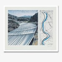 Christo over the arkansas river xi project 3092 small