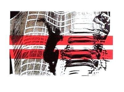Sigmar Polke Der Zweite Fall Print Serigraph