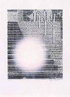 Sigmar Polke Die Treppe Von Cannes Print Lithograph