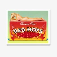 Mel ramos red hots 6481 small