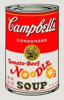 Andy warhol campbells soup can series ii set sunday b morning 4279 small