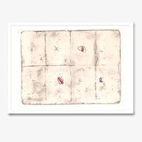 Antoni tapies toile pliee et chiffres 1512 small