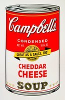 Andy warhol campbells soup can series ii set sunday b morning 4270 small