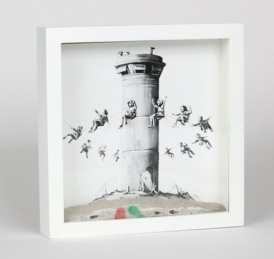 Banksy Walled off Hotel Box Set
