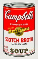 Andy warhol campbells soup can series ii set sunday b morning 4267 small