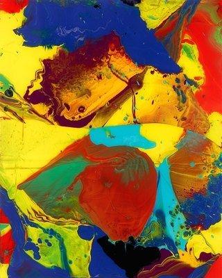 Gerhard Richter P10 Bagdad Facsimile Edition