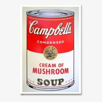 Andy warhol campbells soup cream of mushroom sunday b morning 4039 small