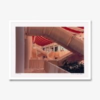 Christo und jeanne claude museum wuerth wrapped stairs 2383 small