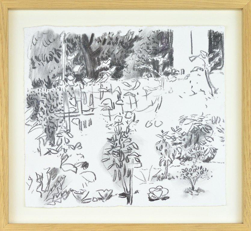 Matthias Weischer Zeichnung ohne Titel 2007