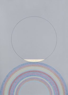 Claudia Wieser Untitled II (2016) Grafik Lithographie