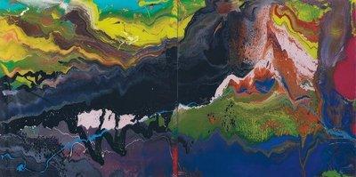 Gerhard Richter Flow P16 Facsimile Edition
