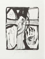 Jonathan Meese Die Erntegöttin Lithograph Print