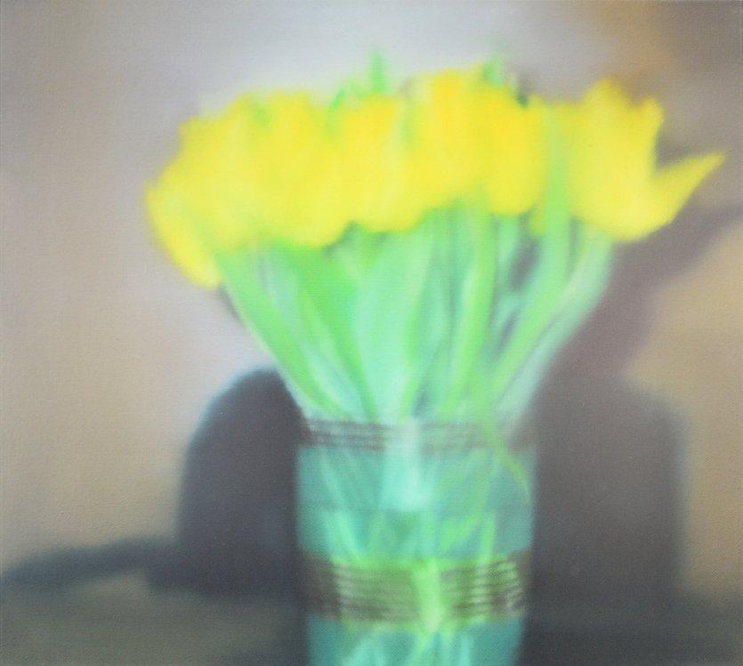 Gerhard Richter Tulips P17 Giclee Druck