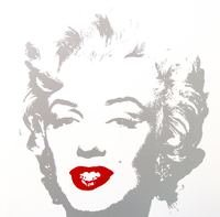 Andy Warhol Golden Marilyn I Serigraph Sunday B. Morning