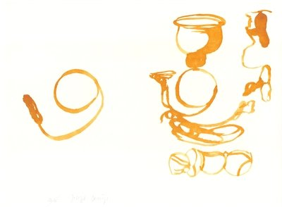 Joseph Beuys Aus Dem Leben Der Bienen Lithograph