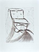 Jonathan Meese Etching Print Der Junker Toni, Ohni