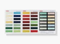 Damien hirst colour chart h2 4945 small