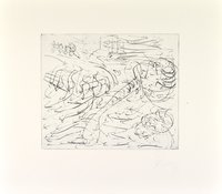 Tony Cragg Etching Print Das Neblige