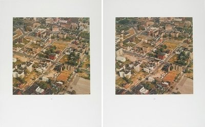 Thomas Ruff 3-D New York Bronx Fotografie Edition