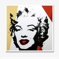 Andy warhol golden marilyn iii sunday b morning 4444 small