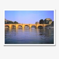 Christo und jeanne claude pont neuf wrapped 3039 small
