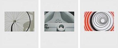 Elaine Sturtevant Duchamp Triptych Grafiken