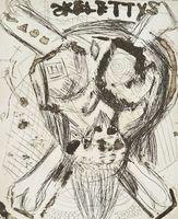 Jonathan meese don skeletti im fettnapf mit 10 zaepfchen 330 small