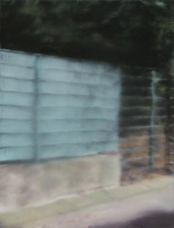 Gerhard Richter Fence Edition Faksimile Druck