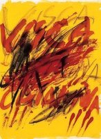 Antoni Tapies Grafik Poems from the catalan 6