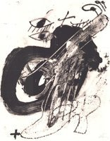 Antoni Tapies Messiaen Print