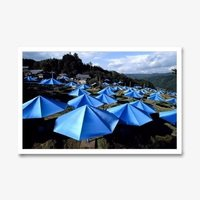 Christo und jeanne claude umbrellas japan 2443 small