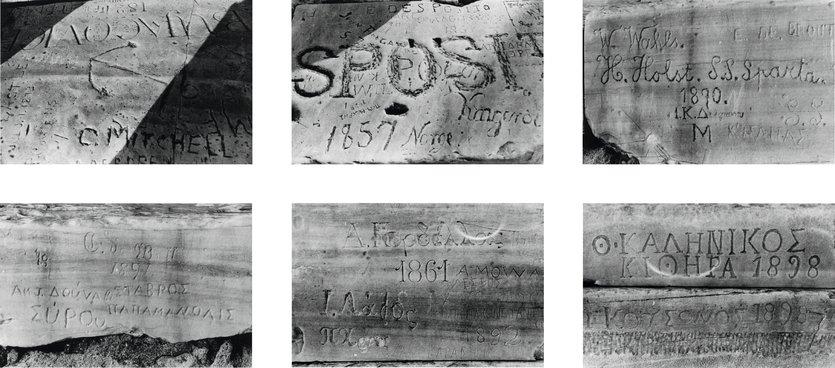 Tacita Dean Fotografien Edition Lord Byron died